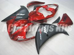 $enCountryForm.capitalKeyWord Canada - high quality New ABS motorcycle fairings fit for YAMAHA YZF-R1 2009 2010 2011 2012 R1 09 10 11 12 YZF1000 fairing kits custom red black