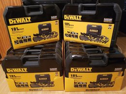 Wholesale neue Dewalt 181 PC Black Chrome MechanicsTool Set Hard Case - DWMT81522