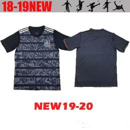 a10c685b797 19-20 Mexico Custom Soccer Jerseys Customized Thai Quality 14 J.Hernandez  10 G.DOS SANTOS 11 CARLOS V 16 H.HERRERA free ADult