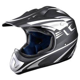 Atv full fAce helmet online shopping - Motorcycle Adult motocross Off Road Helmet ATV Dirt bike Downhill MTB DH racing helmet cross Helmet capacetes