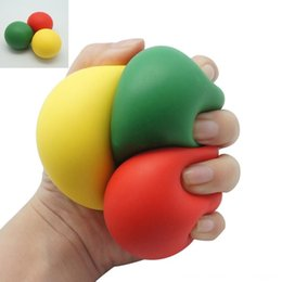 fidget ball UK - Low Resistance Stress Reliever Ball Autism Finger Fidget Other Toys Exercise Toys Wrist Finger Exerciser Trainer