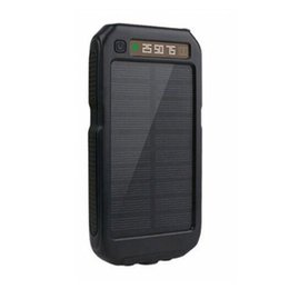 Original Amzdeal 3.5w 6v Solar Panel Travel Outdoor Usb Battery Power Charger For Smart Phone Tablet Accessories Computer & Office
