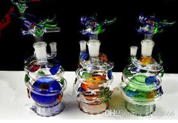 dragon water hookahs NZ - The Dragon Hookah ,Wholesale Bongs Oil Burner Pipes Water Pipes Glass Pipe Oil Rigs Smoking Free Shipping