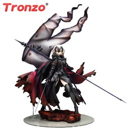 $enCountryForm.capitalKeyWord Australia - Tronzo Fate Grand Order Jeanne D'Arc Alter PVC Figure Action Model Toys FGO Avenger Jeanne Alter Collectible Figurine Doll Toys