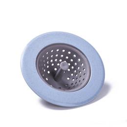 $enCountryForm.capitalKeyWord UK - Kitchen Sink Strainer Rubber Wheat Straw Shower Drain Bathroom Sink Drains Cover Sink colander Sewer Hair Filter strainer