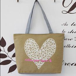 Heart Shaped Handbags Wholesale Australia - Women Lady Girl Handbag Bag Heart Shape Zipper Canvas For Travel Mobile Phone MSJ99