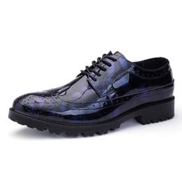 $enCountryForm.capitalKeyWord NZ - Hot Sale Men Stylish Brogue Shoe Genuine Cowhide Dress Shoe for Male High Quality Classic Casual Business Oxford Shoes SH2138665