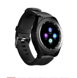 $enCountryForm.capitalKeyWord Australia - New Z3 Bluetooth3.0 Smart Watch Support SIM and TFcard Dial Call Fitness Tracker Camera For Android Phone Drop Shipping 1pcs