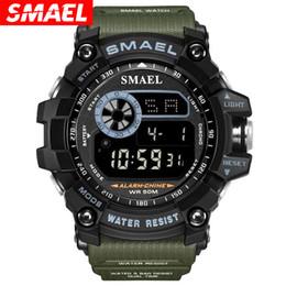 $enCountryForm.capitalKeyWord Australia - SMAEL Smayer New Pattern Outdoor Sport Single Display Electronic Waterproof Shockproof Student Man Motion Wrist Watch C19010401