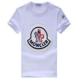 Rash Shirts Australia - Mens Design Shirt Summer Tops Casual T Shirts For Men Women Short Sleeve Shirt Brand Clothing Champion Pattern Embroidery Crew Nec