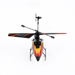 $enCountryForm.capitalKeyWord Australia - wholesale V911 2.4GHZ 4 Channel Single Blade Helicopter with Gyro Remote Control Toys