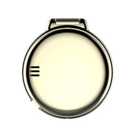English pockEts online shopping - A8 Special pocket watch design of mobile phone with pretty round shape for women remote gift mAh