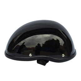 $enCountryForm.capitalKeyWord Australia - Safety Helmet Cruiser Half Face ABS Head Protect Retro Motorbikes Accessories Skull Cap Biker Chopper