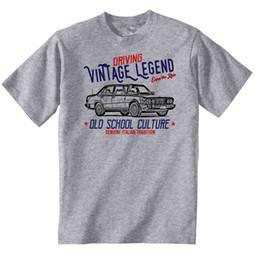 $enCountryForm.capitalKeyWord NZ - VINTAGE ITALIAN CAR ALFA ROMEO ALFA 6 - NEW COTTON T-SHIRT Brand shirts jeans Print