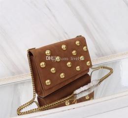 $enCountryForm.capitalKeyWord Australia - Newest Style Hot sales good quality Leather 24cm Embellishments Beads Womens brand Fashion casual luxury Handbags famous Shoulder bags totes