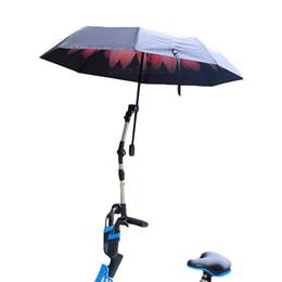 $enCountryForm.capitalKeyWord Australia - Stainless Steel Umbrella Stands Road Bike Handle Connector Stroller Umbrella Holder Rain Gear Cycling MTB Bicycle Accessories #367633