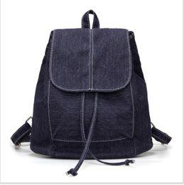 $enCountryForm.capitalKeyWord NZ - 2019 Fashion Vintage Laptop Backpack Women Canvas Bags Men Oxford Travel Leisure Backpacks Retro Casual Bag School Bags For Teenager 06