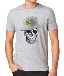 6329bdde4ae The Stone Roses Reni Bucket Hat Skull Heavyweight T-Shirt. Custom t shirt  logo text photo Mens Womens T-shirt men tshirt