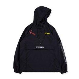 $enCountryForm.capitalKeyWord Australia - Travis Scott AstroWorld Mens Jackets Men Women Coats Hooded Jackets Streetwear Hot Sale Black Asian Size S-XL