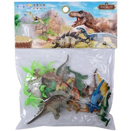 $enCountryForm.capitalKeyWord NZ - 13pcs set Dinosaur Toy Plastic Jurassic Play Dinosaur Model Action & Figures Best Gift for Boys