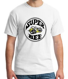 $enCountryForm.capitalKeyWord Australia - Super Bee Logo Adult's T-shirt American Muscle Car Tee for Men - 1404C