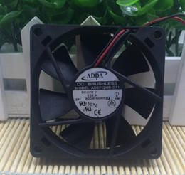 Intel Cpu Fans Australia - ADDA 7015 7CM AD0712HB-D71 12V 0.25A two-wire CPU heat dissipation fan