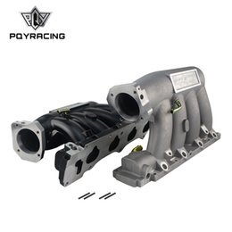 $enCountryForm.capitalKeyWord Australia - PQY - Aluminum Intake Manifold K24A2 K20Z3 For Honda Civic 06-11 Acura TSX 04-08 PQY-IM52