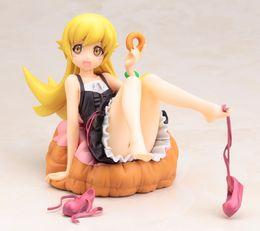 $enCountryForm.capitalKeyWord NZ - Monogatari Nisemonogatari Oshino Shinobu Sexy Anime Action Figure Art Girl Big Boobs Tokyo Japan Adult Products Doll Free Shipping