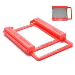 Laptop externaL hard drives online shopping - 2 quot TO quot Plastic SSD Bay Laptop Notebook External Hard Disk Drive SSD HDD Mounting Rail Adapter Bracket Holder Dock Bay PC