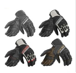 $enCountryForm.capitalKeyWord NZ - Hot selling REVIT sand 3 breathable winter gloves motorcycle cycling race leather gloves off-road vehicle touch screen