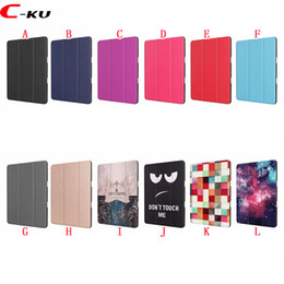 "$enCountryForm.capitalKeyWord NZ - Auto Sleep Wake Cartoon Owl Fold Wallet Leather Case For Ipad Pro 12.9"" 2018 Sky Star Tower Don't Touch Me Smart Stand Flip Skin Cover 20pcs"