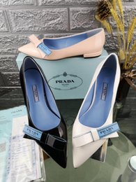 New italiaN shoes online shopping - New Italian brand women s dress flat shoes pointed leather fashion dress women s casual shoes size