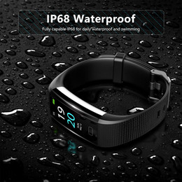 watches polishing Australia - 2020 New Waterproof S5 Smart Bracelet Watches Health   Fitness Tracker   Smart Watch Bands 0.96 Inch Touch Screen Bluetooth Smart Bracelets