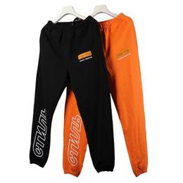 Ingrosso Pantaloni sportivi Airon Preston stile coreano CTNNB con ricamo pantaloni stile Hip Hop pantaloni sportivi estivi