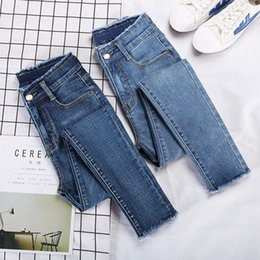 vintage clothes for women NZ - Skinny Jeans For Women Clothes Stretch Denim Pencil Pants High Waist Jeans Female Streetwear Vintage Plus Size Woman Jeans Q2687