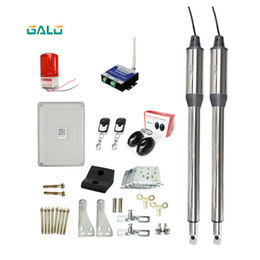 Wholesale AC V V Electric Linear Actuator kgs Engine Motor System Automatic Swing Gate Opener remote control