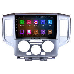 Gps Transmitter 3g NZ - 9 Inch Android 9.0 HD Touchscreen Car Multimedia Player for 2009-2016 Nissan NV200 with Bluetooth WIFI GPS Navigation support car dvd 3G 4G