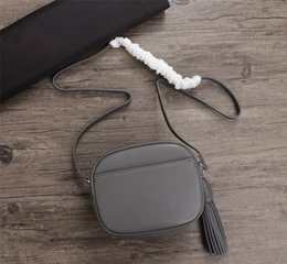 $enCountryForm.capitalKeyWord Australia - Saint Original Cowhide Designer Ladies' Luxury Handbags High Quality Women Genuine Leather Rectangle Zipper Shoulder Bags 26527