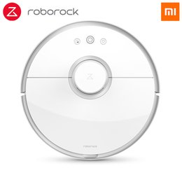 Mi product online shopping - New Arrival Roborock S50 S55 Xiaomi Vacuum Cleaner for Home Smart Carpet Cleaning Dust Sweeping Wet Mopping Robotic Clean Mi Robot Planned