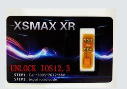 Iphone Low NZ - 2HOURS HOT LOW!! MKSD2 SIM Smart Activation POP-UP MENU ICCID ios 12.3.1 iPhone unlocking smartcard for iPhoneXS XR max unlock chip sim 13