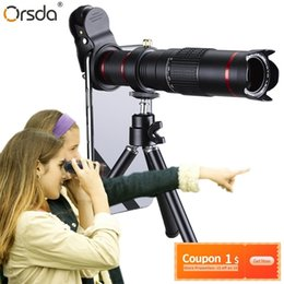 $enCountryForm.capitalKeyWord Australia - Orsda Hd Mobile Phone Telescope 4k 22x Zoom Telephoto Lens External Smartphone Camera Lenses For Iphone Sumsung Smartphone J190704