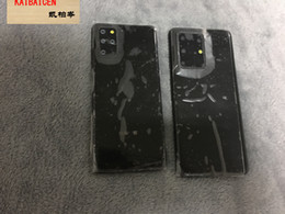 fake samsung phone UK - KAIBAICEN Fake Dummy Mould for Samsung S20 Plus S20 ultra Dummy Mobile phone Mold Only for Display Non-Working Dummy model