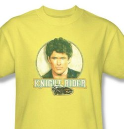 $enCountryForm.capitalKeyWord Australia - Knight Rider T-shirt Free Shipping 1980's Hasselhoff K.I.T.T. cotton tee NBC494 Men Women Unisex Fashion tshirt Free Shipping black