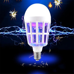 $enCountryForm.capitalKeyWord NZ - Mosquito Killer Lamp LED Bug Bulb Electronic Anti insect Bug Fly Zapper for Home Eco Light Bulb Pest Control