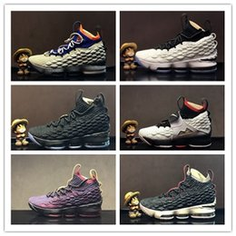 76172daf5b0 2019 New designer shoes 15 EQUALITY Black White fashion breathable  Basketball Shoes for Men 15s EP Sports Training Sneakers Size 40-46
