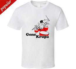 Story O Clothing Australia - Fashion Funny Tops Tees The Gene Krupa Story T Shirt Fashion Men T Shirt Clothing Printed Cotton Man o Neck Top