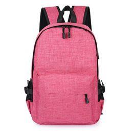 $enCountryForm.capitalKeyWord UK - 2019 new multifunctional nylon backpack USB charging recreation computer bag waterproof breathable security package #215