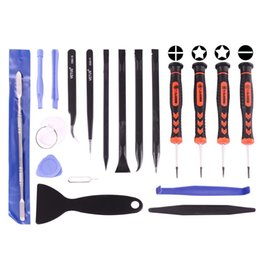 professional iphone repair Australia - 19 in 1 Professional Multi-purpose Repair Tool Set for iPhone, Samsung, Xiaomi and More Phones