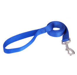 $enCountryForm.capitalKeyWord Australia - Pet Lead Leash for Dogs Cats Red Green Blue Nylon Walk Dog Leash Selectable Size Outdoor Security Training Dog Harness