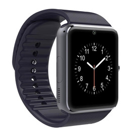 $enCountryForm.capitalKeyWord Australia - Smart wearable device GT08 smart watch with SIM card slot smart sports Bluetooth watch for Android and IOS phones
